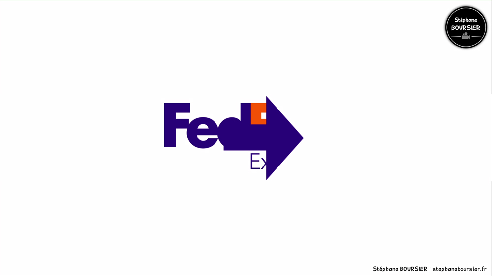 Photo - Publicité fictive - Transporteur Fedex Express